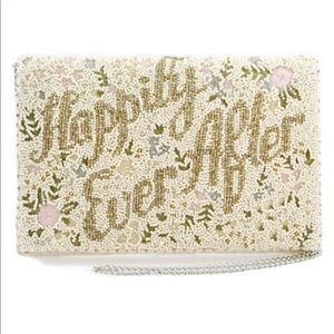 NWT MARY FRANCES HAPPILY EVER AFTER CLUTCH
